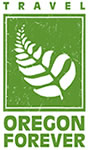 Travel Oregon Forever logo