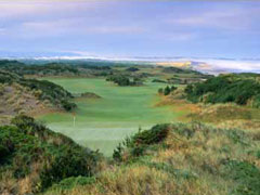 Photo Bandon Dunes golf course
